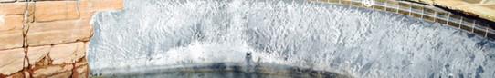 Salt Pool on Plaster