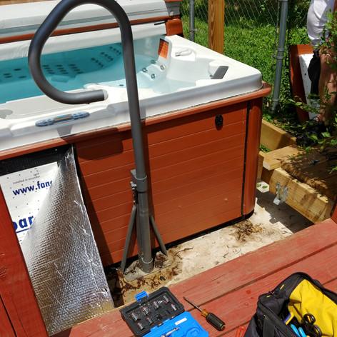 Thermo Spa repair