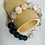 Thumbnail: Pink Zebra Jasper w/ Essential Oil Diffuser (Lava Beads)