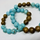 Thumbnail: Turquoise + Wooden Beads