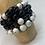 Thumbnail: White + Black Crown Set
