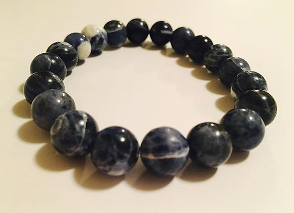 Blue Sodalite Beads