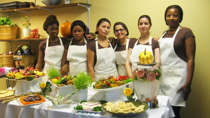Recherche de participantes pour une formation en cuisine