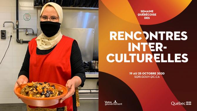 Recette de tajine marocain pour la semaine québécoise des rencontres interculturelles