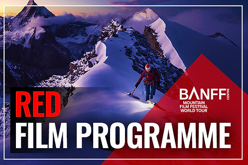 Viewing Pass - Banff Red Films