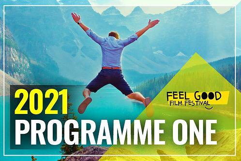 Feel Good #1 - 23 April 2021 - Viewing Pass