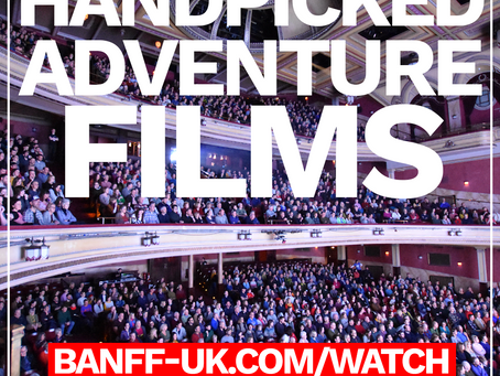 Banff 2020 tour rescheduled, and Handpicked Adventure announced!