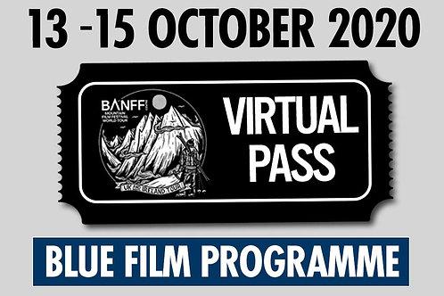 Viewing Pass - Blue Films - 13 Oct 2020