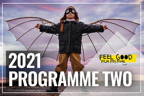 Feel Good #2 - 9 April 2021 - Viewing Pass
