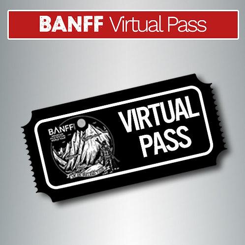 Gift Voucher (Digital) - Banff Film Festival
