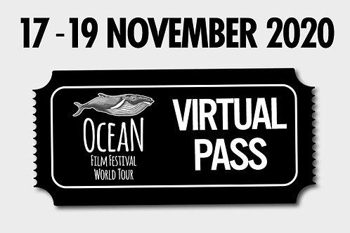 Viewing Pass - Ocean Film Festival - 17 Nov 2020