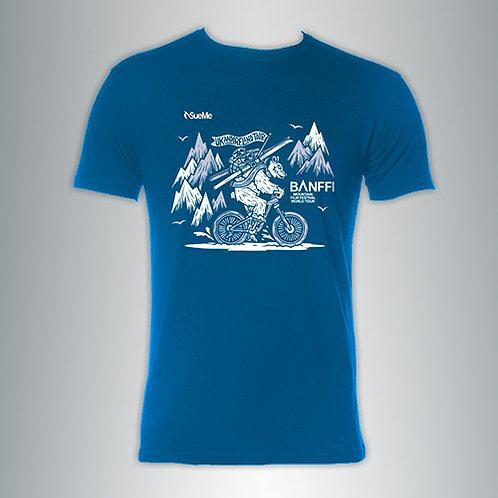 2021 Banff Tour Tee - MEN'S - by SueMe®