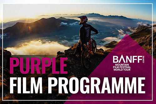 Viewing Pass - Banff Purple Films