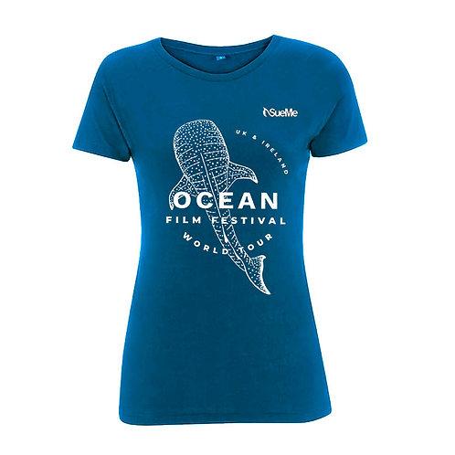 Ocean Tour Tee - Women's
