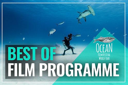 Viewing Pass - 'Best Of' Ocean Film Festival