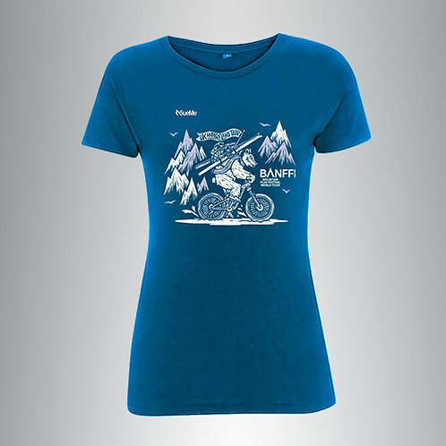 2021 Banff Tour Tee - WOMEN'S - by SueMe®