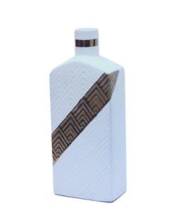 Florero botella