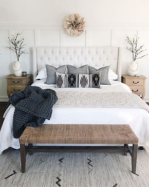 34 Gorgeous White Bedroom Design in the