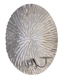 Mandala de acero