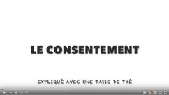 Vidéo consentement