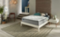 BeautySleep Keyes Peak Plush PillowTop 3.jpg