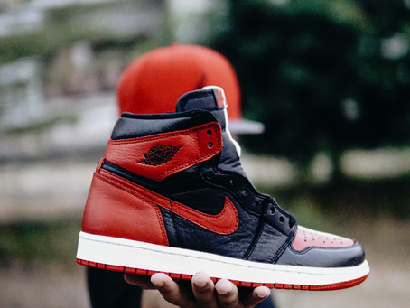 The True Cost of a Pair of Jordans