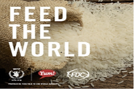 Twitter Chat: Yum! Brands Discusses Global Hunger Relief Efforts