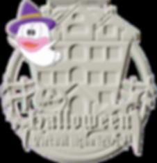 Halloween Virtual Run 2019 (NEW-Silver).