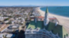 View of Long Beach, California, USA..jpg