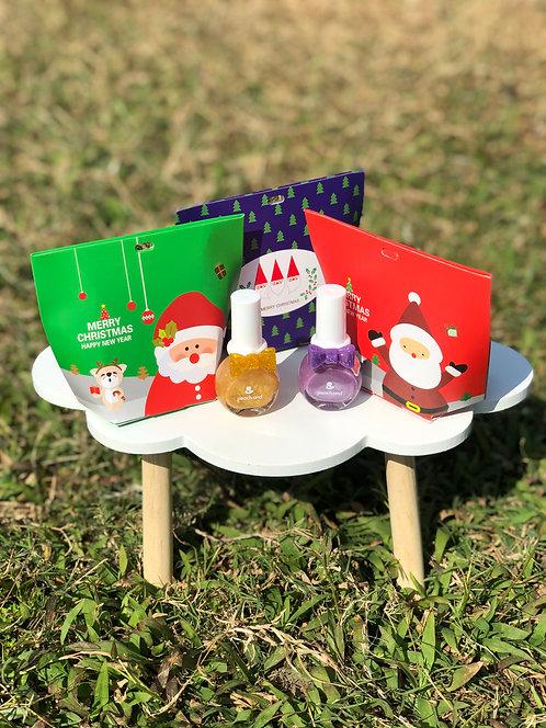 Christmas Gift Set 3 (2 nail polish)