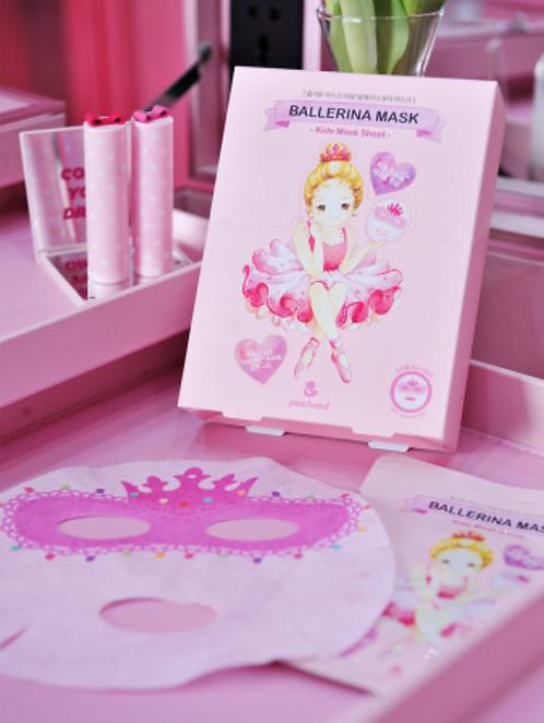 Ballerina Mask for Children 芭蕾舞者小孩面膜