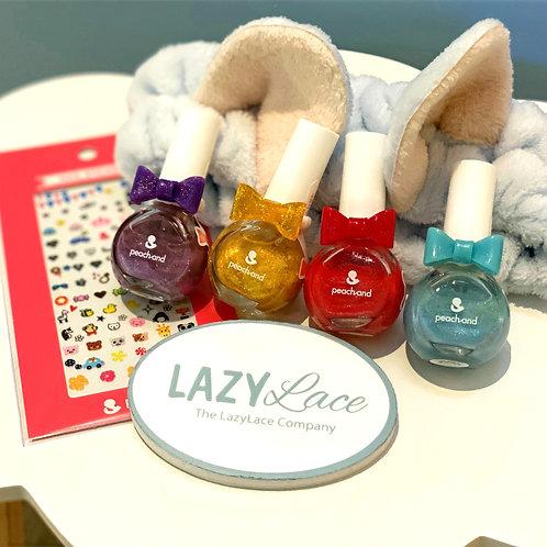 Nail Polish for Children 兒童指甲油 (8 Colors 顏色)
