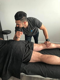 Daniel is our Remedial Massage Therapist and focuses on sore muscles and recovery. He is available for Remedial Massage in Bella Vista Norwest and treats clients from Castle Hill, Baulkham Hills and sorrounding suburbs.