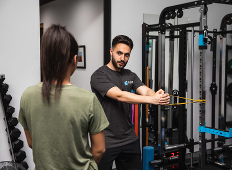 The Role of Exercise in Rehabilitation