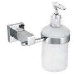 FG-E112BN Faucets Galore Square Soap Dispenser