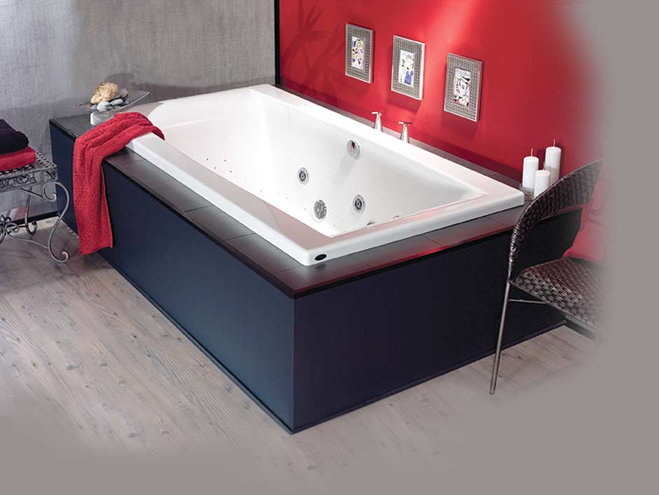 DROP-IN TUB
