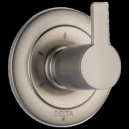 Delta 3-Setting 2-Port Diverter Trim in Stainless