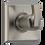 Thumbnail: Custom Delta Shower In Stainless Steel Finish