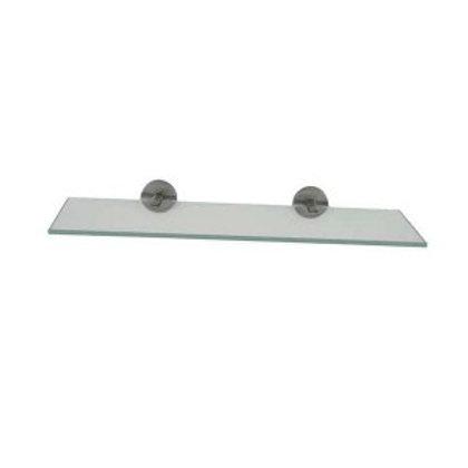 FG-E206BN Faucets Galore Round Glass Shelf