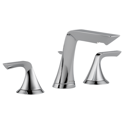 Brizo Widespread Lav Faucet in Chrome