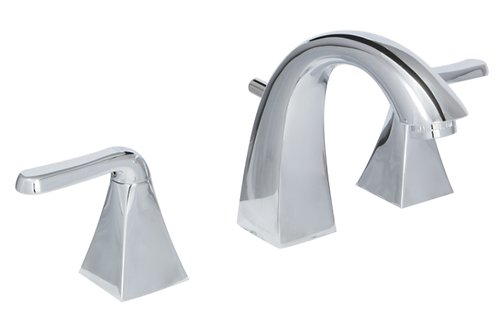 Merced Widespread Faucet In Chrome