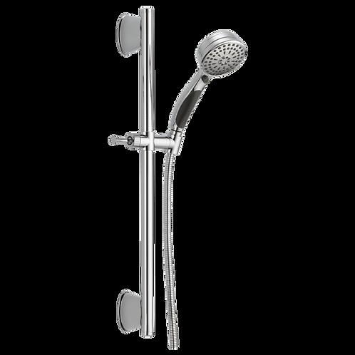 Delta 9-Setting Slide Bar Hand Shower