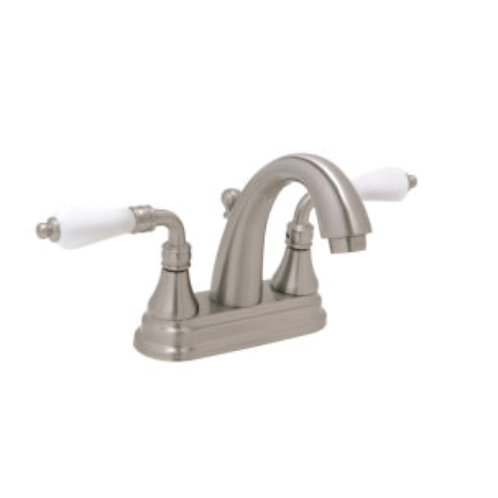 "Huntington Brass 4"" Centerset Lav Faucet - SN"