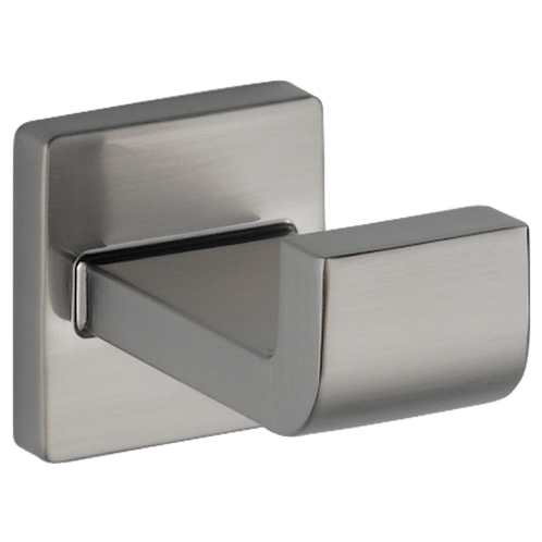 Delta Modern Robe Hook In Stainless Steel Finish