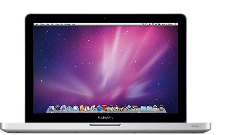 """MacBookPro 13"""" 2009"""