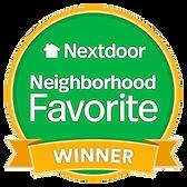 Winner Neighborhood Favorite