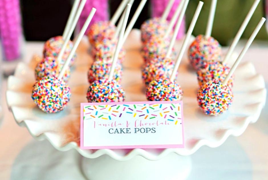 Charleston Pops Cake Pops