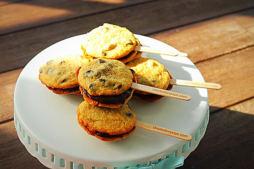 Jumbo Cookies, Cookie Pops, and Marshmallows
