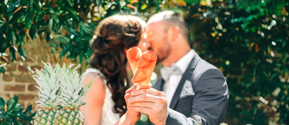 Charleston Pops Wedding