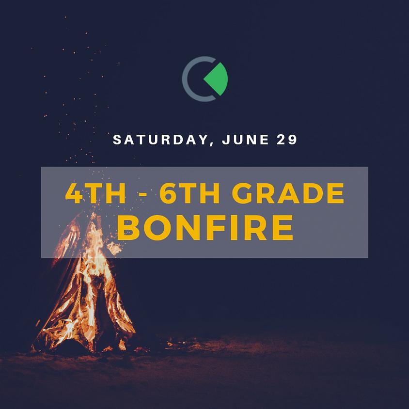 4th - 6th Grade Bonfire